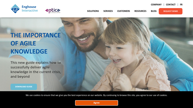 Eptica-Entreprise-Suite API koppeling