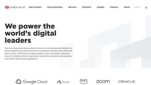 Equinix API koppeling