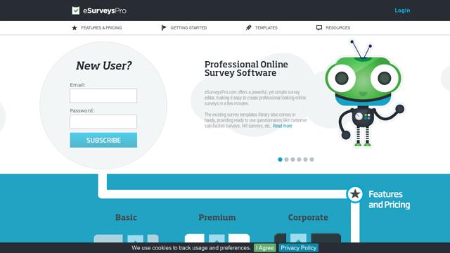 eSurveysPro API koppeling