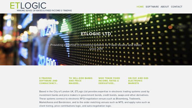 ETLogic API koppeling