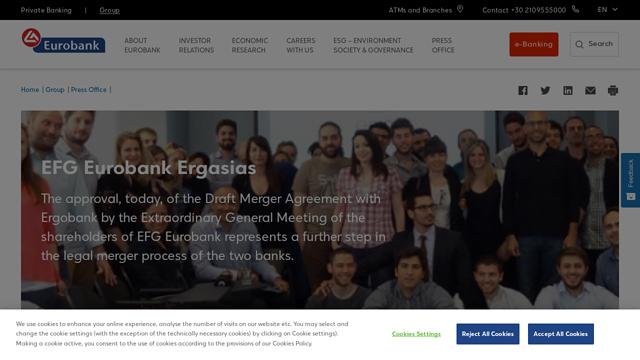 Eurobank-Ergasias API koppeling