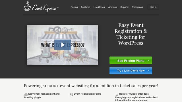 Event-Espresso API koppeling
