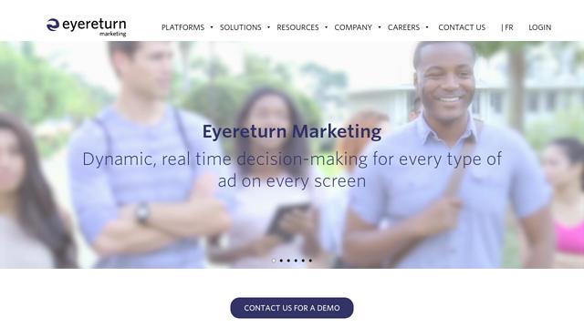 Eyereturn-Marketing API koppeling