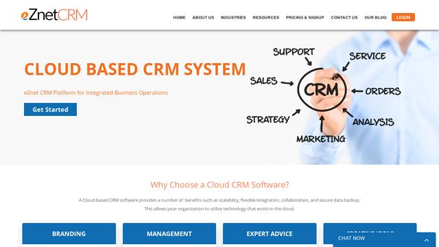 eZnet-CRM API koppeling