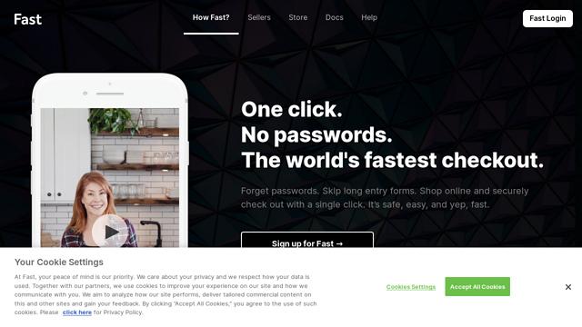 Fast API koppeling