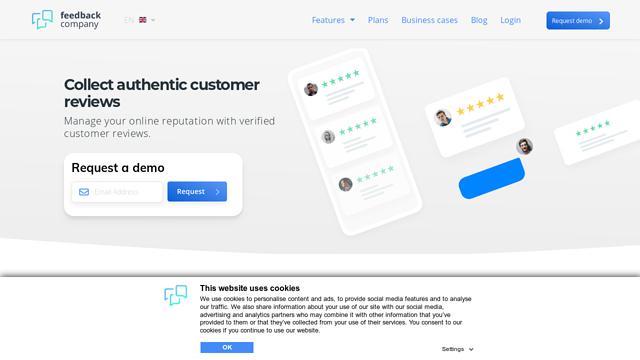 Feedback-Company API koppeling