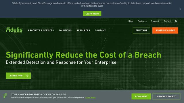 Fidelis-Cybersecurity API koppeling