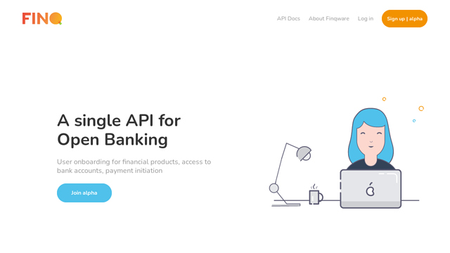 Finqware API koppeling