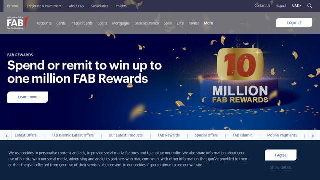 First-Abu-Dhabi-Bank-(FAB) API koppeling