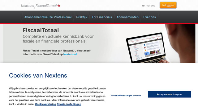 FiscaalTotaal API koppeling