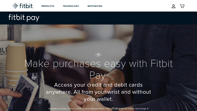 Fitbit-Pay API koppeling