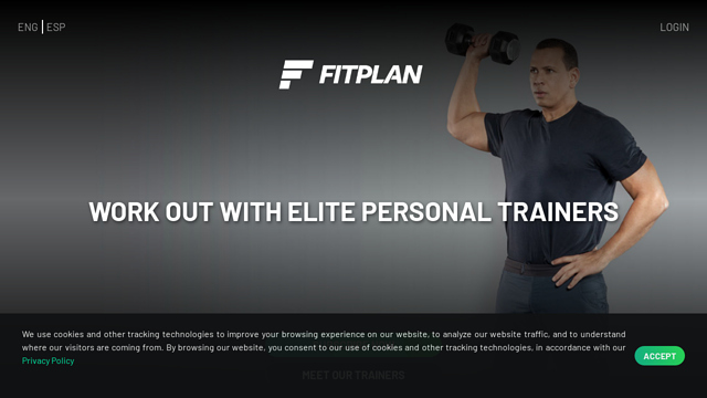 Fitplan API koppeling