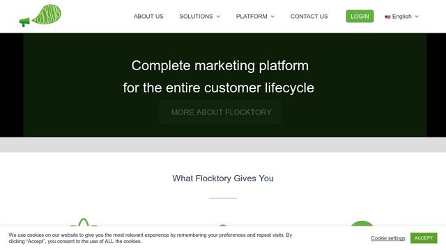 Flocktory API koppeling