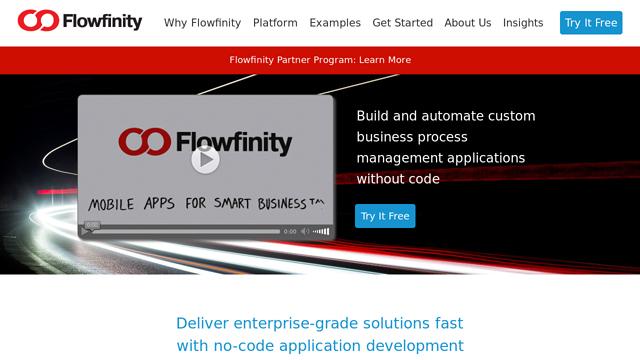 Flowfinity API koppeling