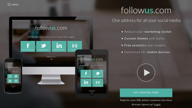 FollowUs.com API koppeling