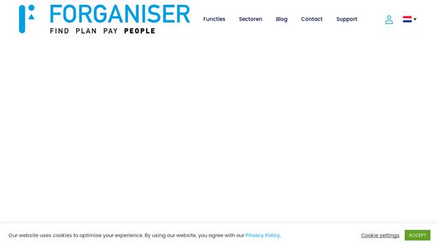 Forganiser API koppeling