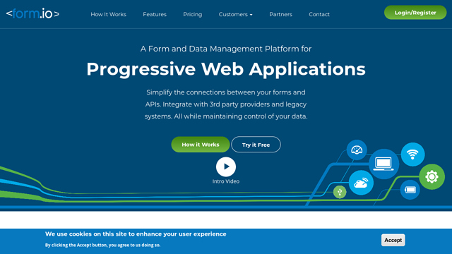 Form.IO API koppeling