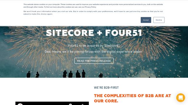 four51 API koppeling