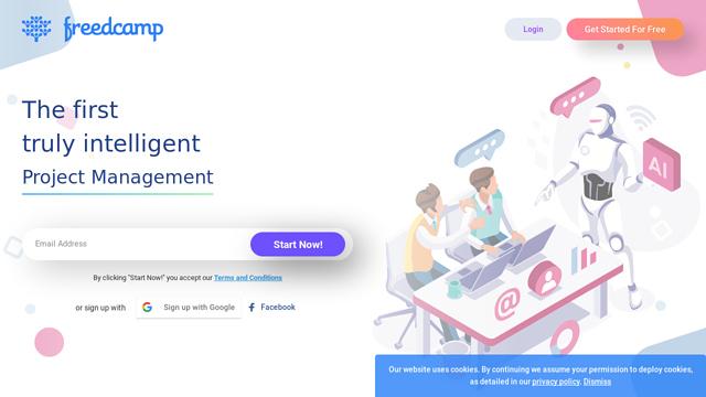 Freedcamp API koppeling