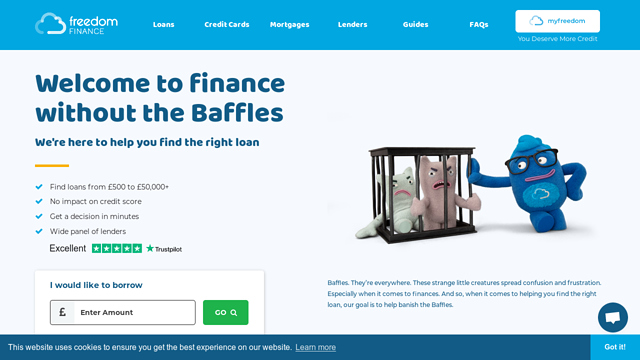 Freedom-Finance API koppeling