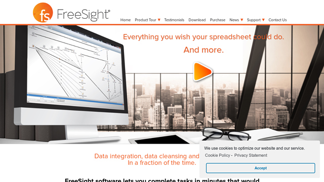 FreeSight API koppeling