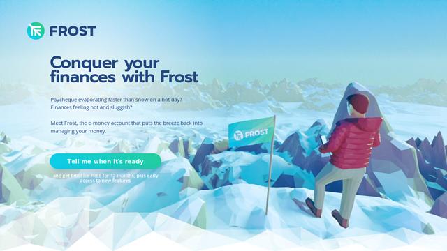 Frost API koppeling