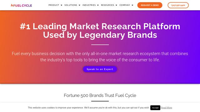 Fuel-Cycle API koppeling
