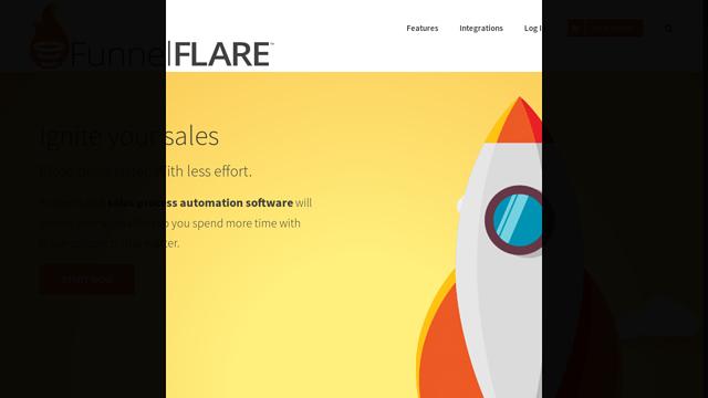 FunnelFLARE API koppeling