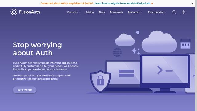 FusionAuth API koppeling