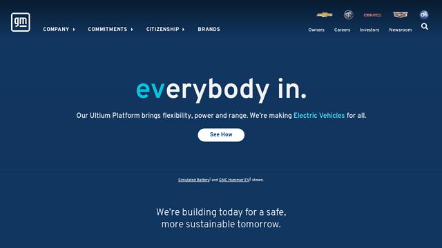 General-Motors API koppeling