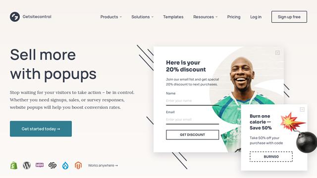 GetSiteControl API koppeling