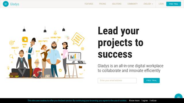Gladys API koppeling