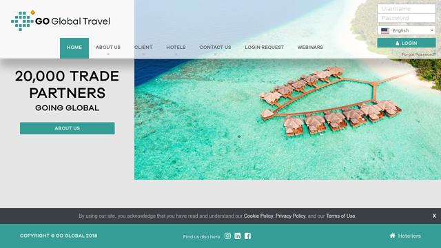 Go-Global-Travel API koppeling