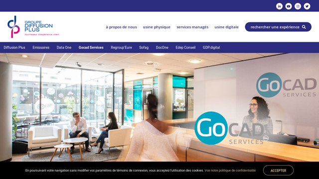 Gocad-Services API koppeling