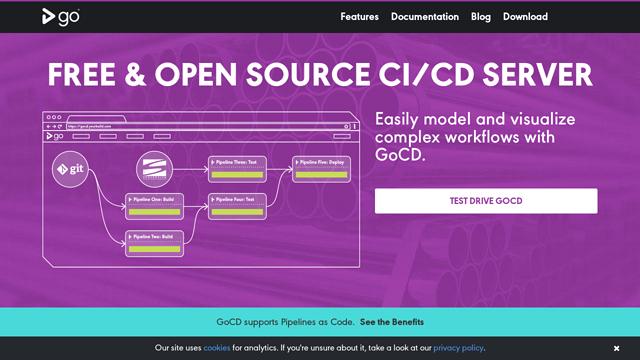 GoCD API koppeling