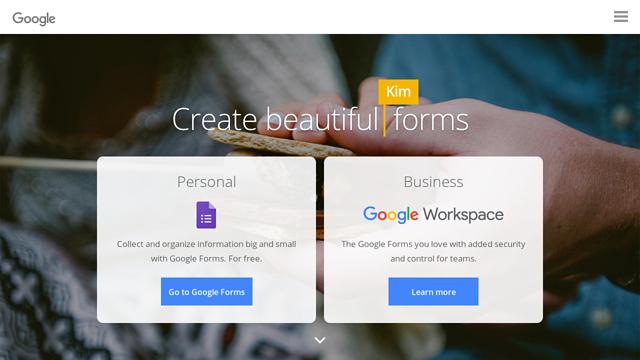 Google-Forms API koppeling