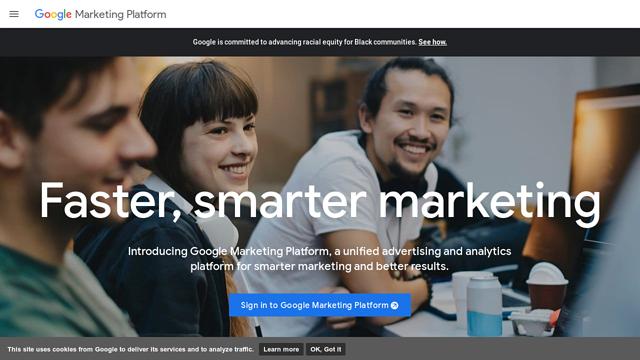Google-Marketing-Platform API koppeling