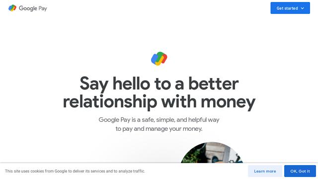 Google Pay API koppeling