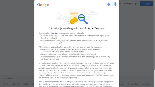 Google API koppeling