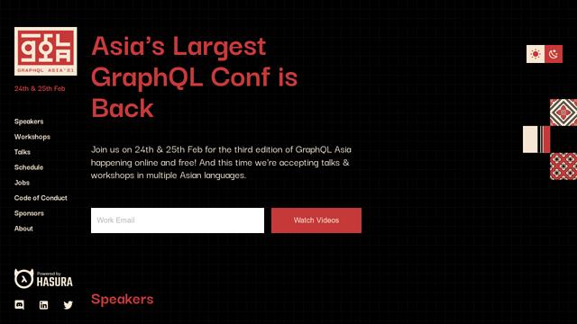 GraphQL-Asia API koppeling