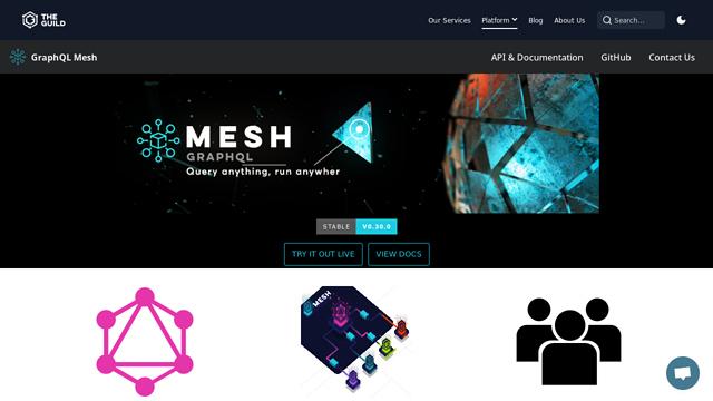 GraphQL-Mesh API koppeling