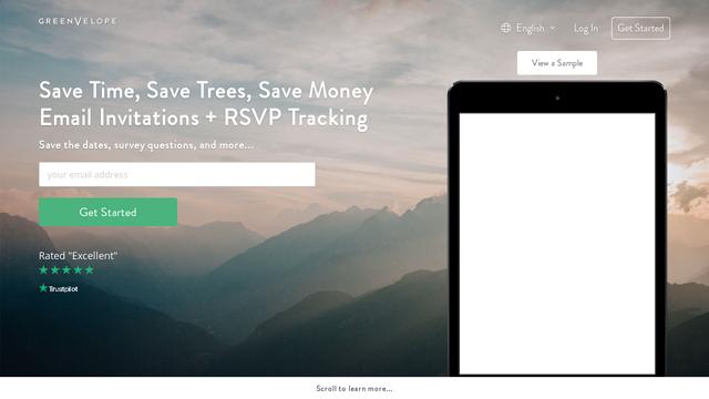 Greenvelope API koppeling