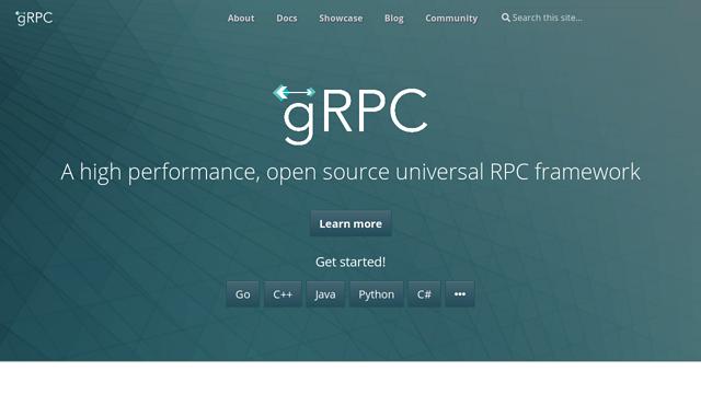gRPC API koppeling