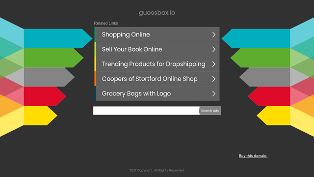 Guessbox API koppeling
