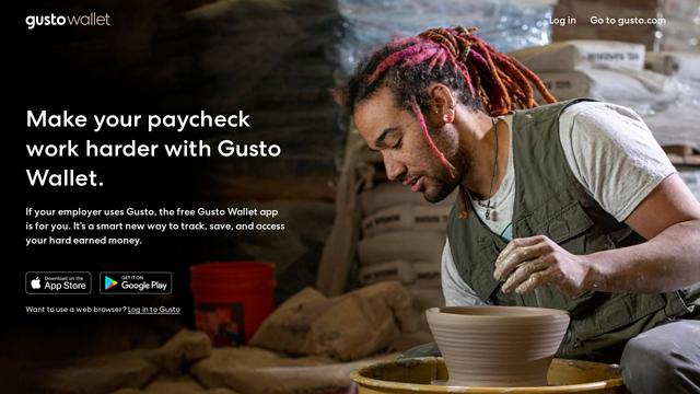 Gusto-Wallet API koppeling