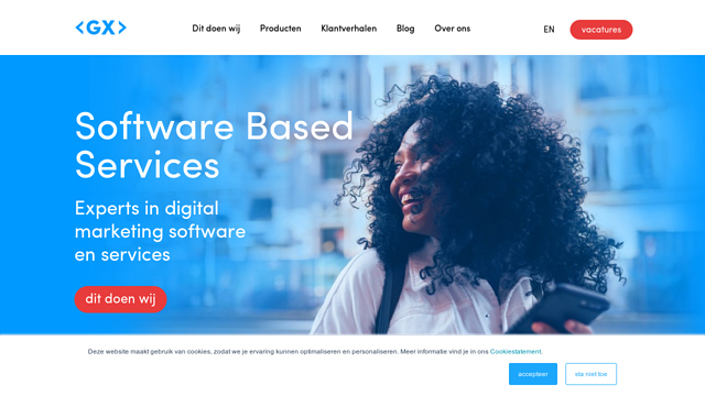 GX-Software API koppeling