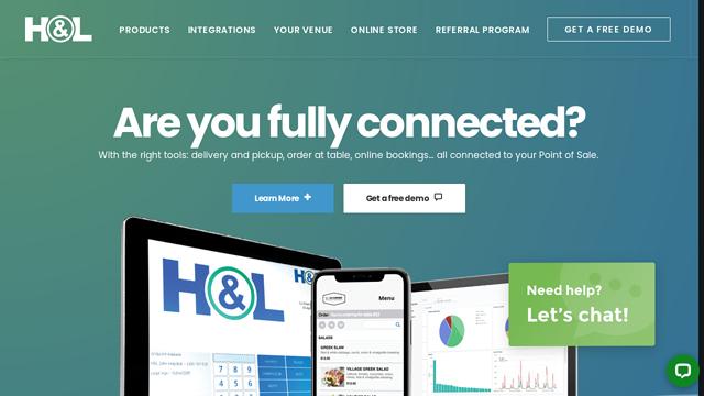 H&L API koppeling