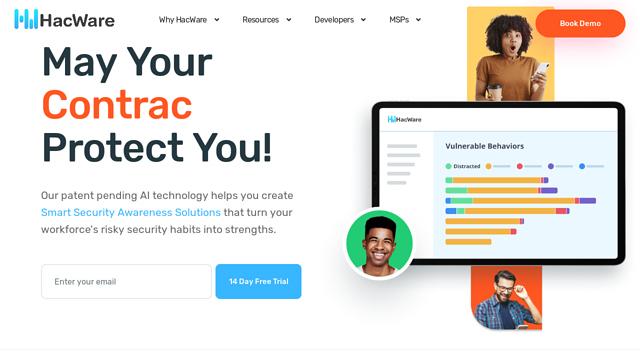 HacWare API koppeling