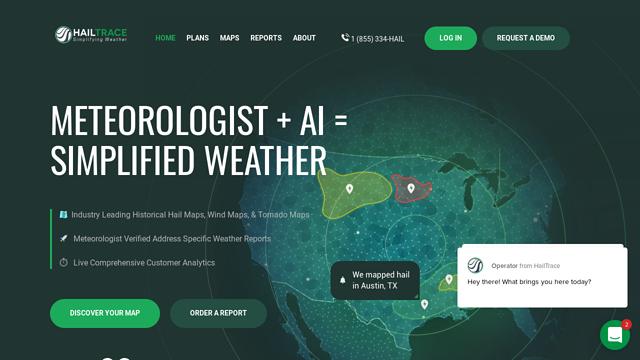Hailtrace API koppeling