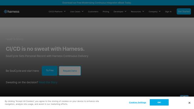 Harness API koppeling